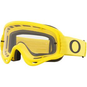 Oakley O-Frame MX Occhiali a Maschera, giallo